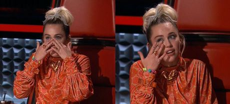 Miley Cyrus: 'Tham hoa' huan luyen vien se chien thang The Voice? - Anh 3