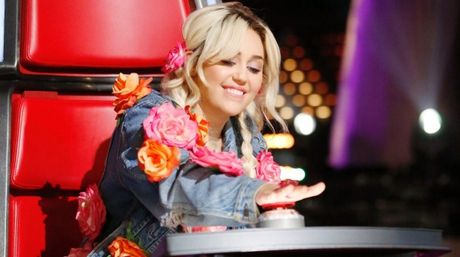 Miley Cyrus: 'Tham hoa' huan luyen vien se chien thang The Voice? - Anh 5