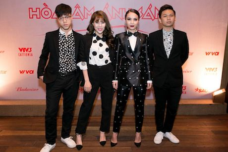 'The Remix 2017': Tan binh va cuu binh doi dau - Anh 3