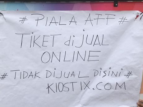 Ve tran ban ket Indonesia – Viet Nam chi ban online - Anh 1
