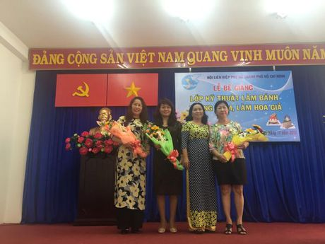 Le be giang lop dao tao nghe - Anh 3