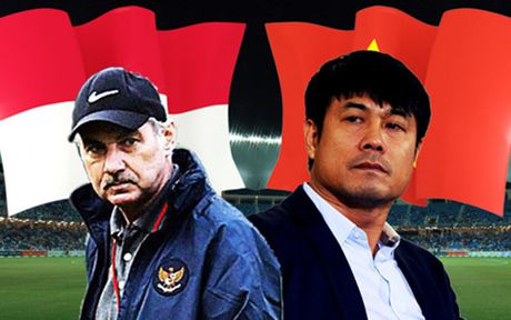 Nhung thong ke thu vi tran ban ket AFF Cup Viet Nam - Indonesia - Anh 1