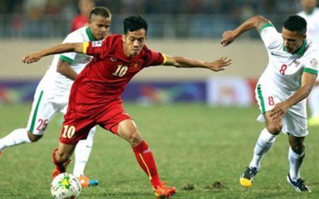 Nhung thong ke thu vi tran ban ket AFF Cup Viet Nam - Indonesia - Anh 2