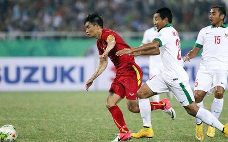 Nhung thong ke thu vi tran ban ket AFF Cup Viet Nam - Indonesia - Anh 4