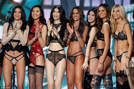 Dan nguoi mau nong bong tren san dien Victoria's Secret 2016 - Anh 13
