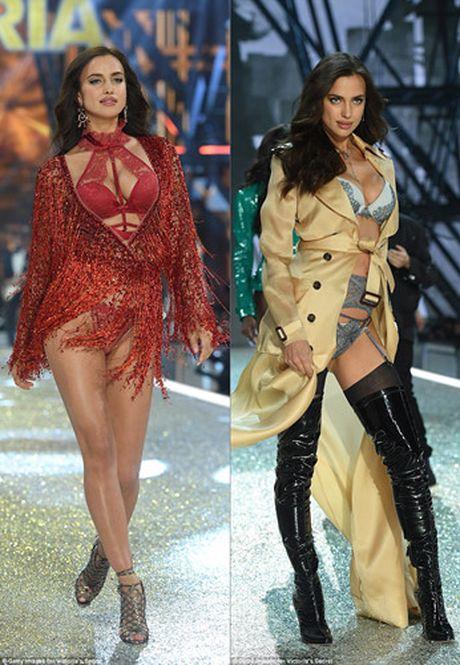 Dan nguoi mau nong bong tren san dien Victoria's Secret 2016 - Anh 5