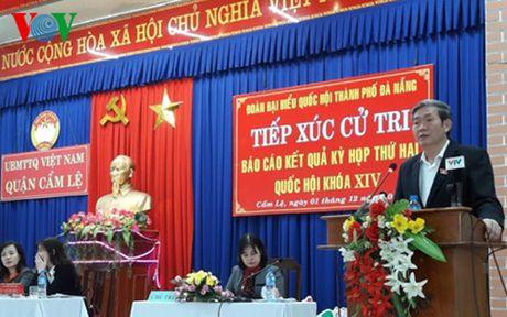 Ong Dinh The Huynh: Tiep tuc lam ro sai pham cua ong Vu Huy Hoang - Anh 2