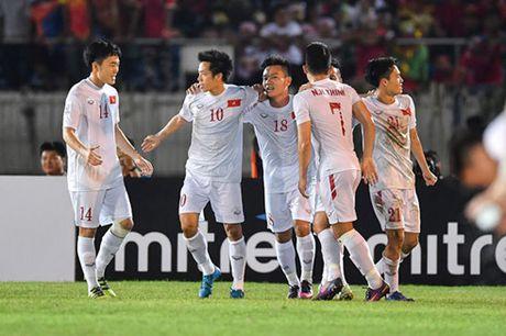 DT Viet Nam tap nhe tai Indonesia, HLV Huu Thang han che bao chi - Anh 1