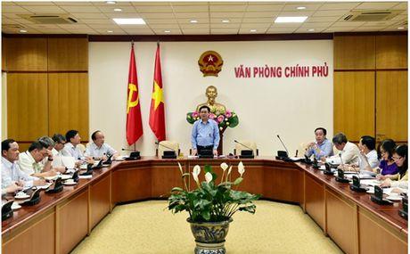 Pho Thu tuong Vuong Dinh Hue yeu cau tao dieu kien VAMC xu ly no xau - Anh 1