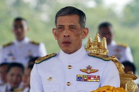 Hoang Thai tu Maha Vajiralongkorn da chinh thuc len ngoi Vua - Anh 1