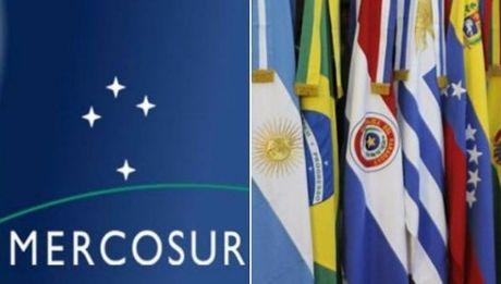 Mercosur keu goi doi thoai giai quyet khung hoang voi Venezuela - Anh 1