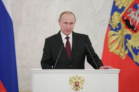 Kinh te Nga dang hoi sinh: Su lac quan cua ong Putin - Anh 1