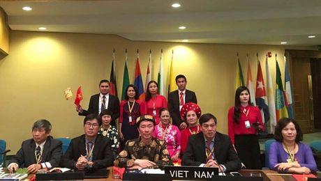 Tin nguong tho Mau Viet Nam duoc cong nhan la Di san the gioi - Anh 1