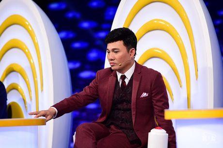 Ca si Quang Linh rung rung ky niem dac biet voi NSUT Quang Ly - Anh 1