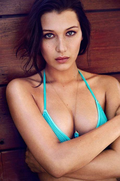 Bella Hadid - Ve goi cam chet nguoi - Anh 1