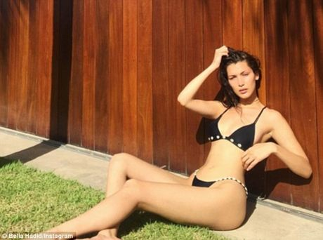 Bella Hadid - Ve goi cam chet nguoi - Anh 5