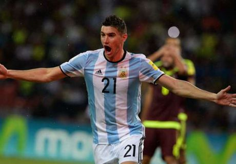 Xac nhan PSG san tien dao tuyen thu Argentina - Anh 1