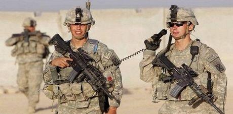 Bo binh My truc tiep tham chien o Mosul? - Anh 1