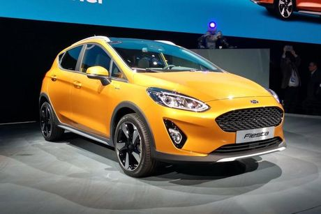 'Dau' Hyundai i20 Active, Ford cung co Fiesta Active - Anh 1