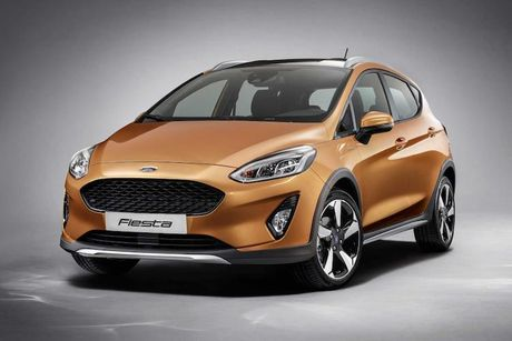 'Dau' Hyundai i20 Active, Ford cung co Fiesta Active - Anh 2
