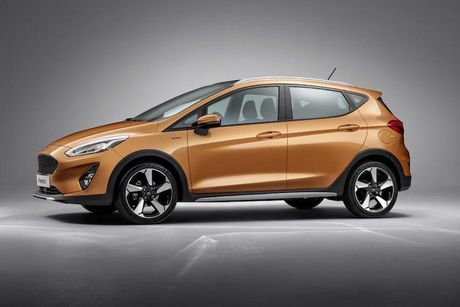 'Dau' Hyundai i20 Active, Ford cung co Fiesta Active - Anh 7