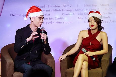 Slim V va Huyen Trang tiet lo moi tinh hon 3 nam - Anh 5