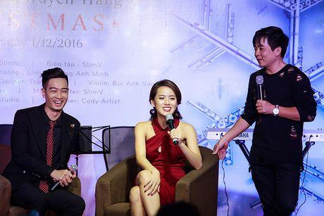 Slim V va Huyen Trang tiet lo moi tinh hon 3 nam - Anh 6