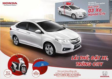 Thang 12: Lai thu o to trung o to, xe may Honda - Anh 2