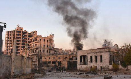 Aleppo that thu - phe noi day Syria ngac ngoai cho chet - Anh 1