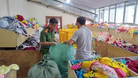 Thu giu hang ngan ao len nhap lau - Anh 1