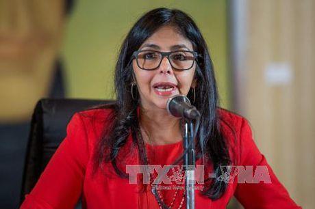 Venezuela bi dinh chi tu cach thanh vien khoi Mercosur - Anh 1