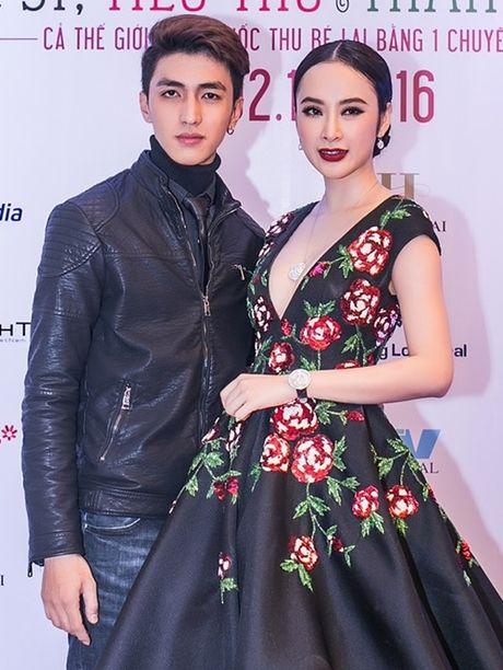 Angela Phuong Trinh tiep tuc 'lam lo' voi dan ve si quan hoa - Anh 8