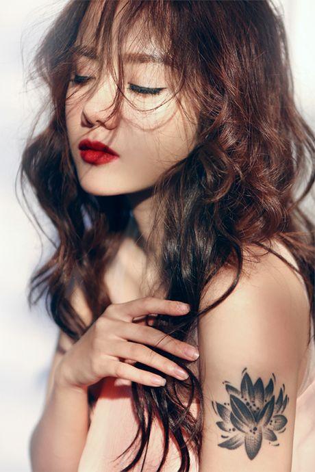 Hot girl Phuong Ly khong can ho van dep sexy, hut mat - Anh 10