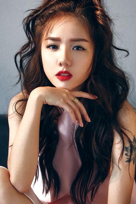 Hot girl Phuong Ly khong can ho van dep sexy, hut mat - Anh 5