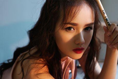 Hot girl Phuong Ly khong can ho van dep sexy, hut mat - Anh 6