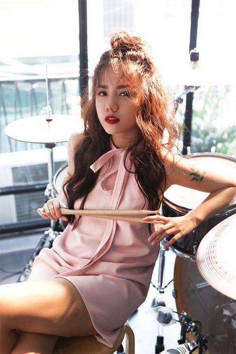 Hot girl Phuong Ly khong can ho van dep sexy, hut mat - Anh 7