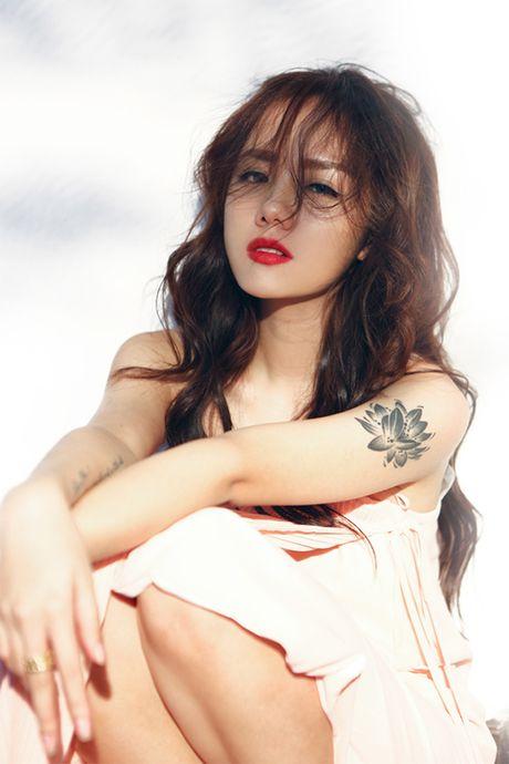 Hot girl Phuong Ly khong can ho van dep sexy, hut mat - Anh 9