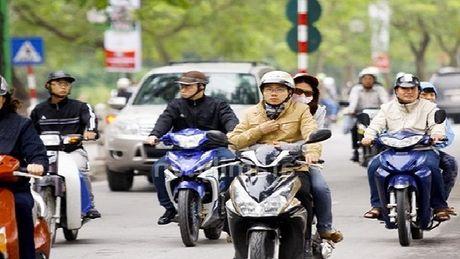 Bac Bo tiep tuc hanh kho, Trung Bo co mua lon - Anh 1