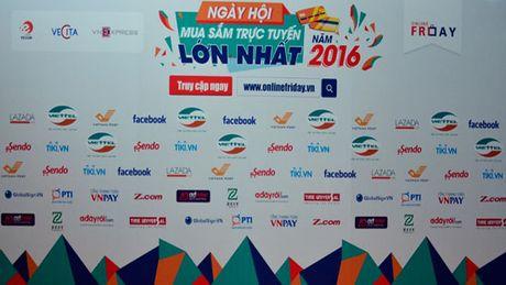 Nhieu san pham khuyen mai trong ngay mua sam truc tuyen - online friday 2016 - Anh 3