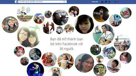 Facebook bat tinh nang xem lai nhung ky niem trong nam 2016 - Anh 1