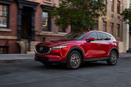 Mazda CX-5 2017 sap den tay khach hang - Anh 3