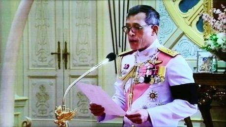 Thai Lan chinh thuc co Nha vua moi - Anh 1