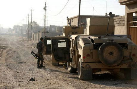 Gan 3.000 nguoi Iraq thiet mang trong cac cuoc bao luc thang 11 - Anh 1