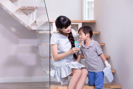 Bi quyet cham con thu vi cua nha Ly Hai va Phan Anh - Anh 1
