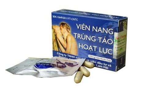 Quang cao TPCN Trung Tao Hoat Luc khong dung su that - Anh 1