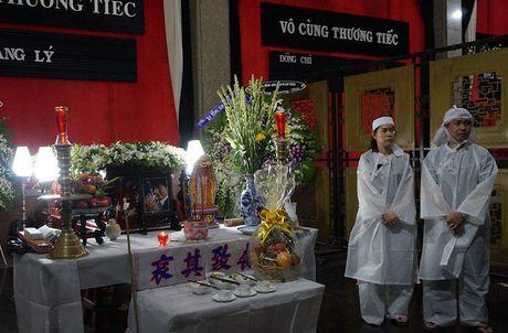 Nghe si Quang Ly qua doi: Con gai, con trai nuc no ben canh linh cuu cha - Anh 13