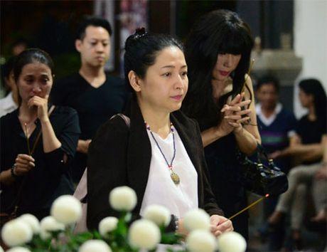 Nghe si Quang Ly qua doi: Con gai, con trai nuc no ben canh linh cuu cha - Anh 21