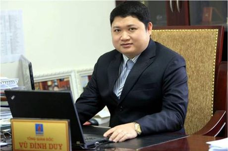 Buoc thoi viec voi ong Vu Dinh Duy - Anh 1