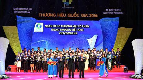 Vietcombank – 5 lan lien tuc dat thuong hieu quoc gia - Anh 3