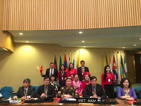 UNESCO cong nhan dao Mau la di san van hoa phi vat the - Anh 2